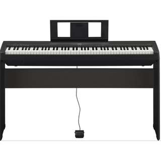 Yamaha P115 digital piano with LP-85 original stand + FC5A sustain pedal + free RH1C headphone (limited time)