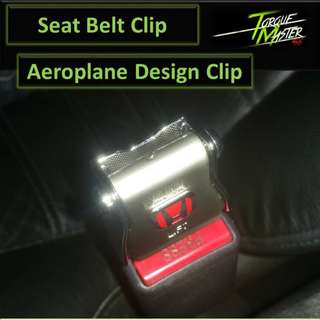 M&B Top Quality Stainless Steel Seat Belt Buckle clip