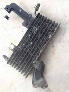 oil cooler gearbox auto