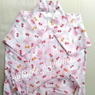 Kimono anak 3 tahun