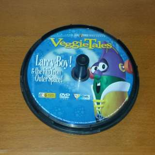 Big Idea VeggieTales Larry-Boy! & The Fib From Outer Space DVD