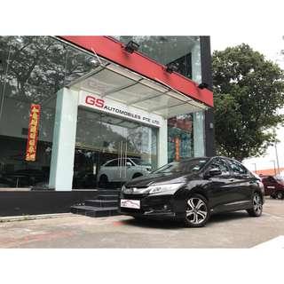Honda City 1.5 Auto SV