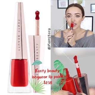 Fenty beauty lip paint