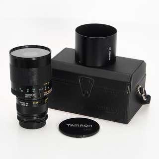 Tamron 500mm/f8 EF mount