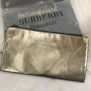 Burberry fragrance pouch