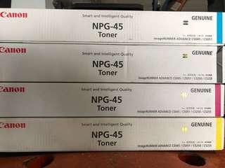 Canon NPG-45 Toner