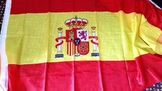 Bendera Negara Spanyol import