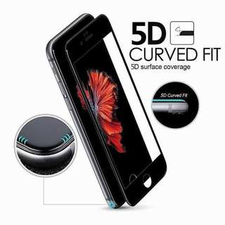COD! 5D Full Tempered Glass for iPhone 6 Plus / iPhone 6s Plus