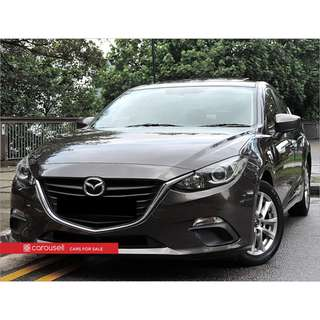 Mazda 3 SP 1.5A