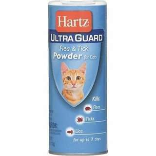 Hartz Ultra Guard Flea & Tick Powder 113g