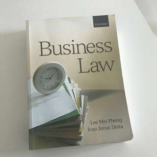 Business Law including Pos