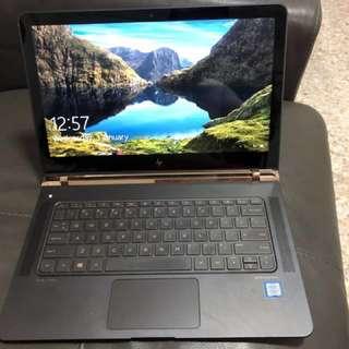 HP Spectre 13-v102tu i7-7500U Warranty till 7/2020