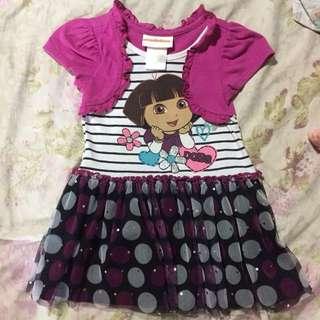 Dora tutu dress
