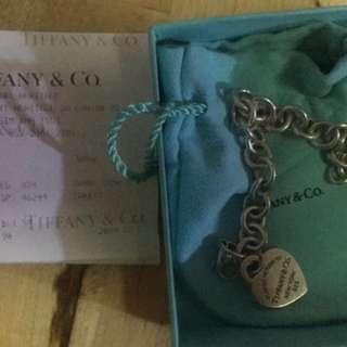 Tiffany&co 手鍊