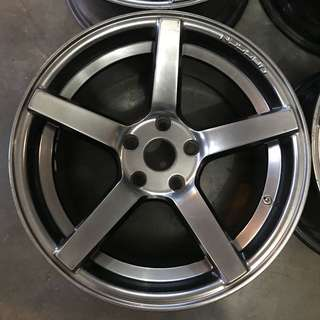 Rim Vossen CV3 17 inch camry accord hrv civic