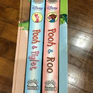 Disney Winne The Pooh Friends Collection