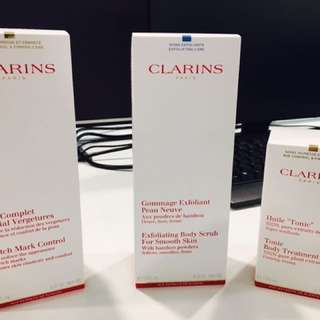 Clarins Pregnancy Travel Set