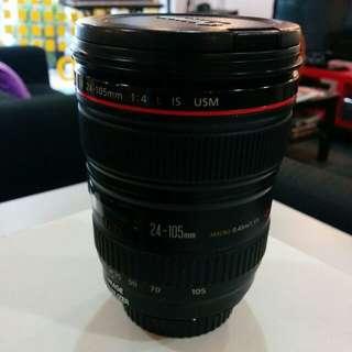 Canon 24-105mm f4L USM