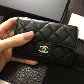 Chanel card holder / case / coins bag / wallet 銀包 卡包 卡袋 散銀包