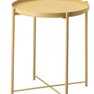 托盤桌 白色 45*53公分