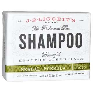 Herbal Formula Shampoo Bar, 3.5 oz (99 g) INSTOCK