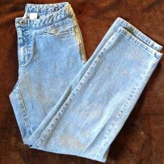 Liz Claiborne boyfriend jeans