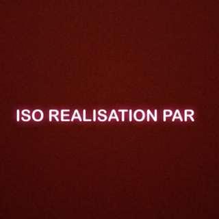 WTB ISO Realisation Par