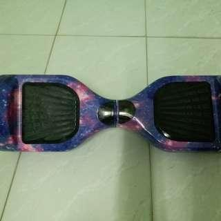 (二手)6.5吋智能電動平衡車、電動滑板、風火輪