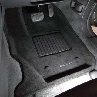 3D Maxpider Car Mat - Volvo XC60