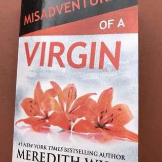 Misadventures Of A Virgin - Meredith Wild