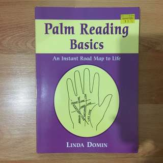 Palm Reading Basics by Linda Domin