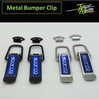 Bumper clip Metal Clip Design Labour Available