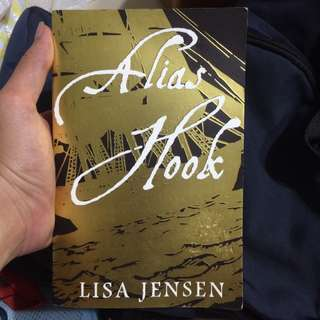 Alias Hook (by Lisa Jensen)