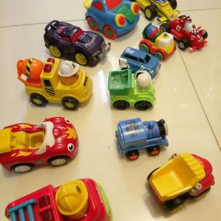 Pre-loved toy cars🚓🚔🚕🚖🚎🚗🚚🚙