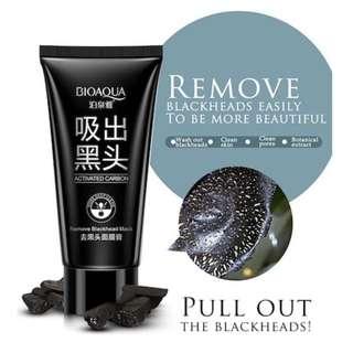 BIOAQUA Blackhead Remover Charcoal Mask 🌸