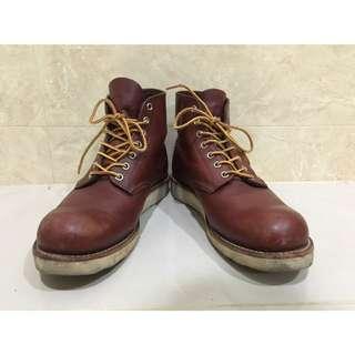 🚚 Red wing 紅翼 9105 男鞋 靴子