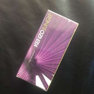 20ml Authentic pocket perfume Jungle by Kenzo