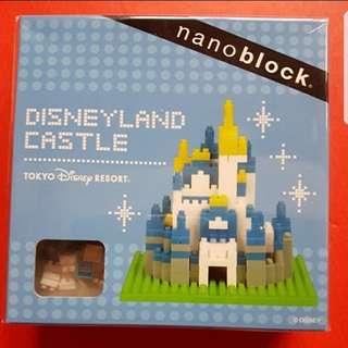 Nanoblock Disneyland Castle