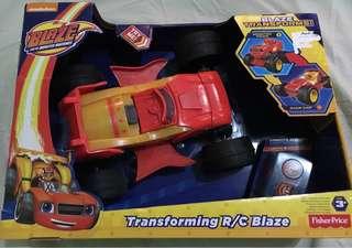 Fisher Price Blaze Monster Machine