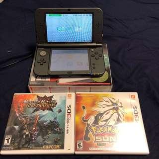 Nintendo 3DS XL free games