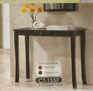 CONSOLE table model - CT-1537