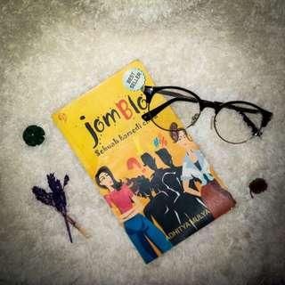 Novel 'Jomblo' sebuah komedi cinta