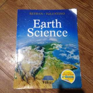 Earth Science (SHS)