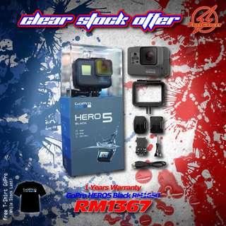 GoPro Hero5 Black Basic Set