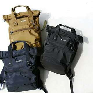 Instock URBAN STREET Anello Backpack
