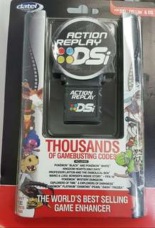 Action Replay DSi, free mailing + free iphone cable