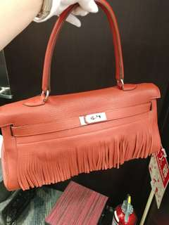 Hermes shoulder birkin special edition