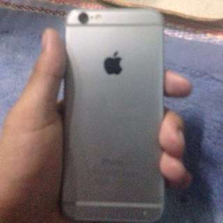 Iphone 6 space grey 16gb (gpp)