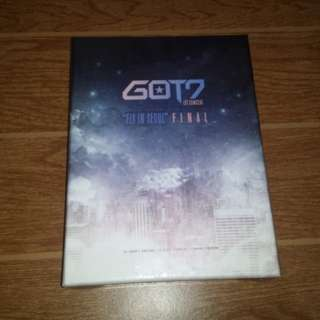 "ON HAND GOT7 - 1st CONCERT ""FLY IN SEOUL"" FINAL DVD (3DISC)"
