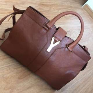 Yves Saint Laurent cabas bag